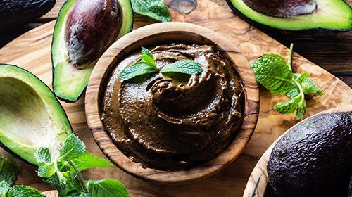 Chocolade Avocado Droom