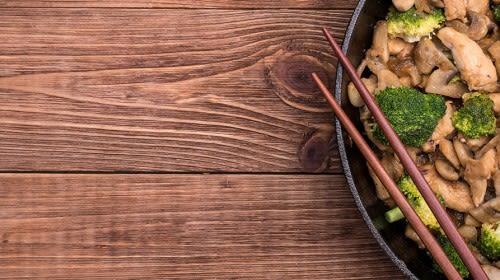 Fitnessrezept – Hähnchen mit Brokkoli