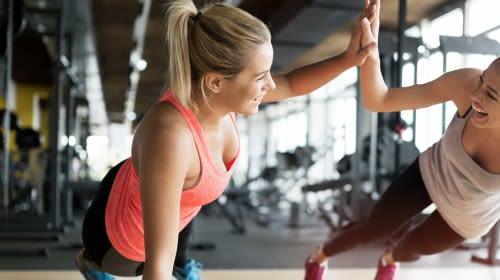 Die besten 5 Motivationstipps fürs Fitnessstudio