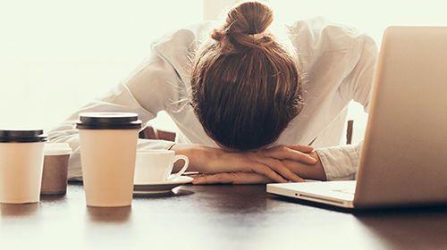 Echter Dickmacher: Warum Stress dich am Abnehmen hindert