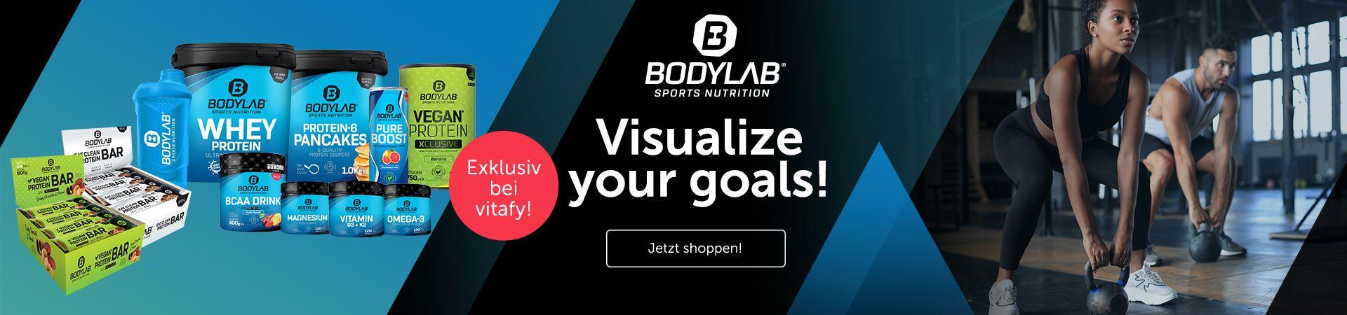 Jetzt die Produktvielfalt von Bodylab24 entdecken!