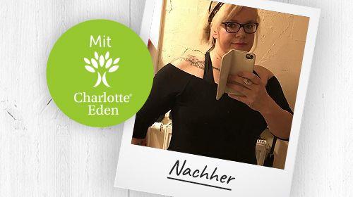 Charlotte Eden Erfolgsgeschichte - Pia