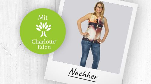 Charlotte Eden Erfolgsgeschichte - Sabrina