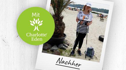 Charlotte Eden Erfolgsgeschichte - Sonja