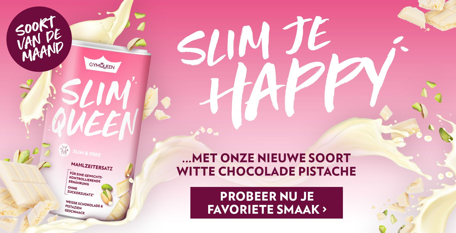 Slim je happy!