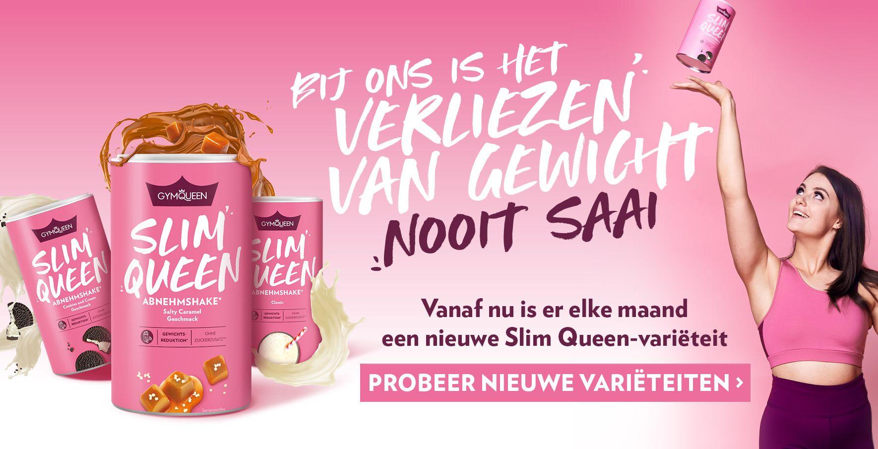 Slim Queen: Probeer Nieuwe Varieteiten!