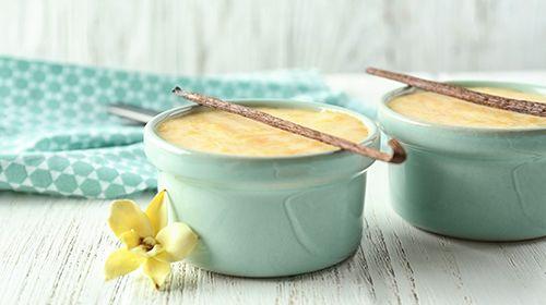 Dulce de Leche Pudding-Creme