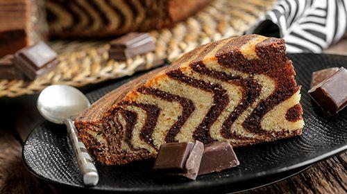 Alpaka Zebra Cheesecake