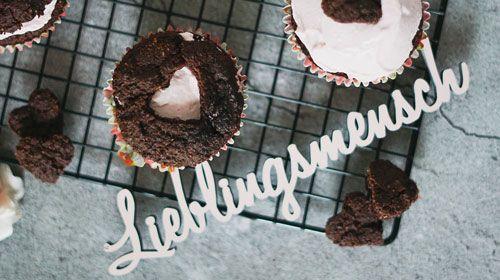 Saftige Muffins zum Muttertag