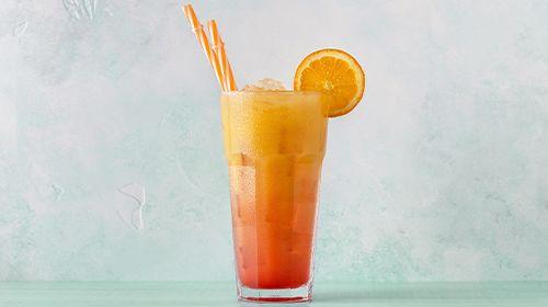 Fruchtiger & alkoholfreier Sex on the Beach