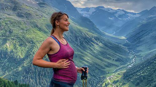 Sport in der Schwangerschaft - warum Bewegung gut tut!