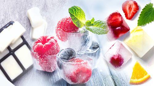 Tasty Eiswürfel - so vielseitig wie du!