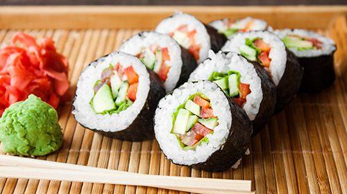 Kimbap (김밥) - leckere und gesunde koreanische Sushi-Variante