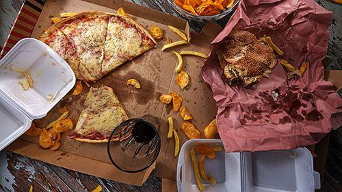 Gesund essen in Fast Food Restaurants - geht das?