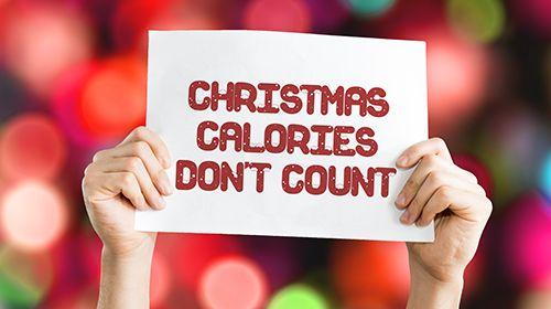 Kalorienregeln zur Weihnachtszeit