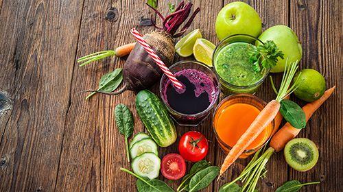 Basische Lebensmittel: unsere Top 10