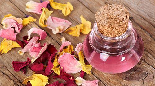 Rosenwasser - der Duft für Haut und Sinne