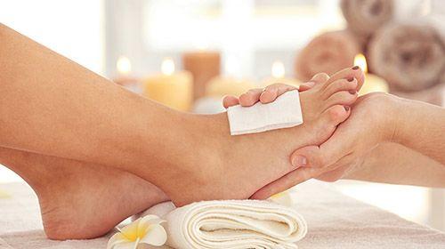 Tipps für die richtige Fußpflege