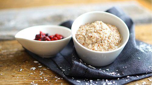 Paleo Porridge ohne Nüsse