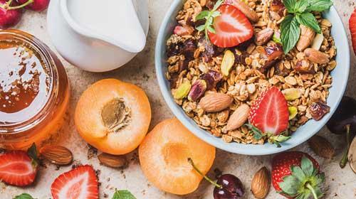 Gesundes Frühstück - so startest du mit Power in den Tag!