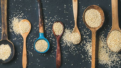 Das Superfood Quinoa