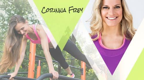 Werde aktiv - Corinna Frey's Fitness- und Ausdauertipps für den Frühling