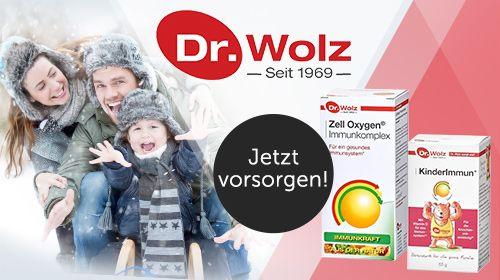 Dr. Wolz - Immunkraft aus der Natur für die ganze Familie