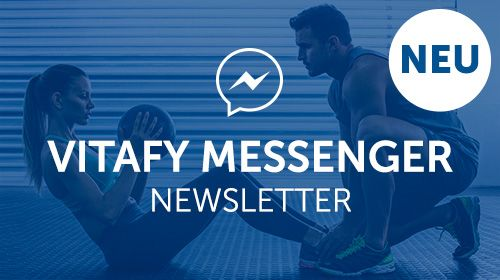vitafy Messenger Newsletter