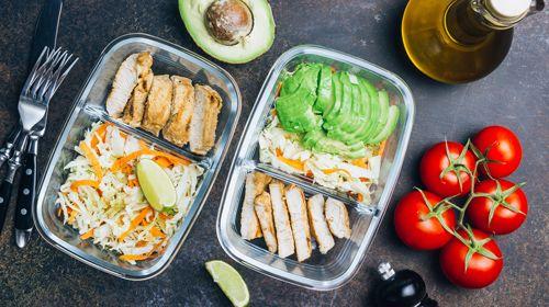 Mealprep - stressfrei und gesund durch den Alltag!