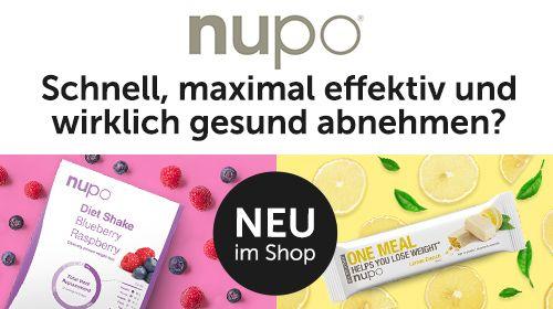 nupo - Die Revolution der Diät!