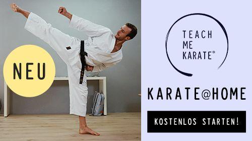 TEACH ME KARATE - Karate online lernen und trainieren