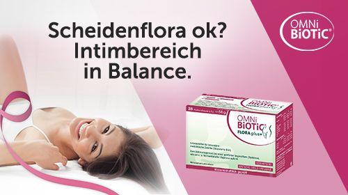 """OMNi-BiOTiC® – für ein gutes """"Bauchgefühl"""""""