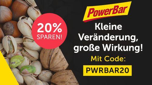 Unsere PowerBar Ernährungstipps!