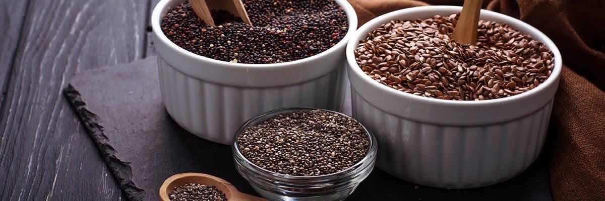 Chia-Samen, wie man Chia verwendet, um Gewicht zu verlieren