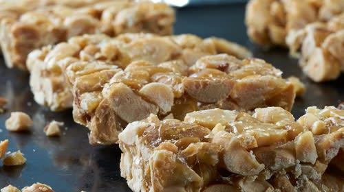 Erdnuss-Snack für zwischendurch