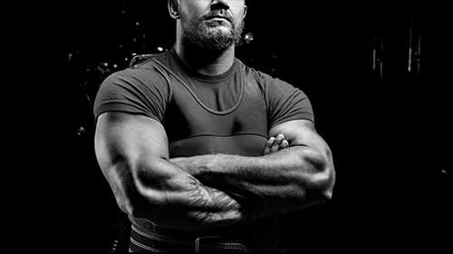 Full body workout voor spiermassa