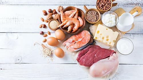 High Protein – Gib Eiweiss eine Chance!