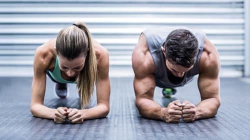 Was brauche ich zum Muskelaufbau?