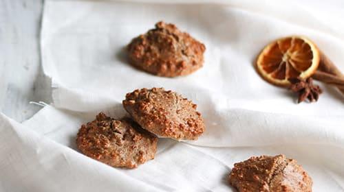 Schnelle Protein-Lebkuchen