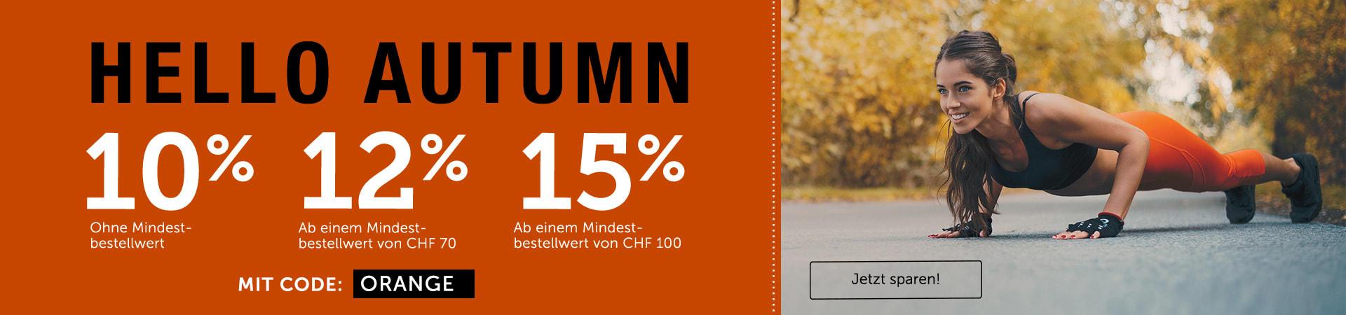 Komm mit uns in Herbststimmung und sicheKomm mit uns in Herbststimmung und sichere dir bis zu 15% Rabatt auf Alles!re dir bis zu 15% Rabatt auf Alles!