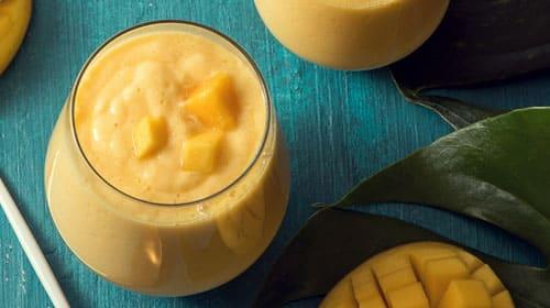 Indischer Mango Lassi