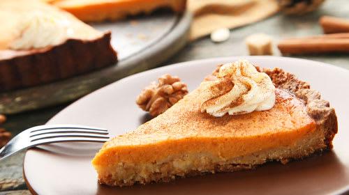 Queen Pumpkin Pie