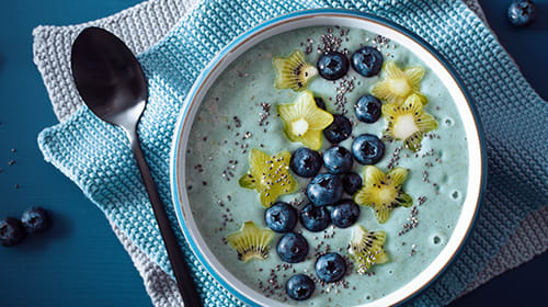 Superfood-Bowl with Benefits