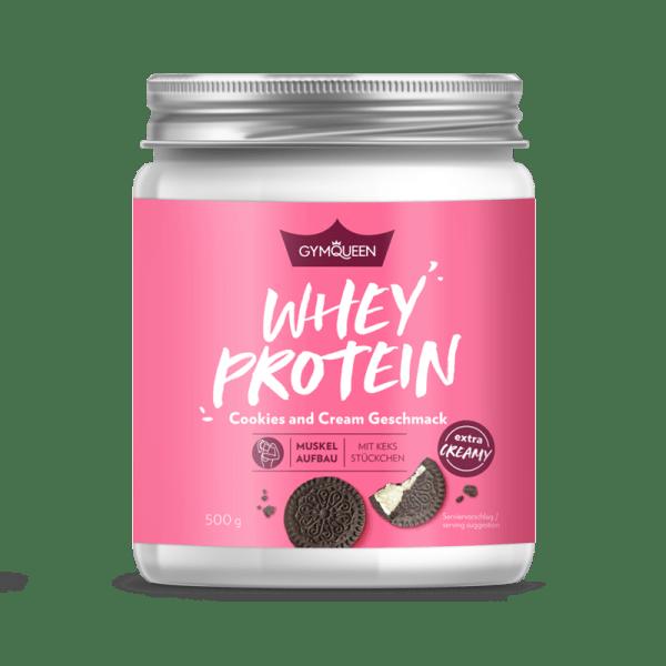 Shakes im Vergleich: Whey Protein