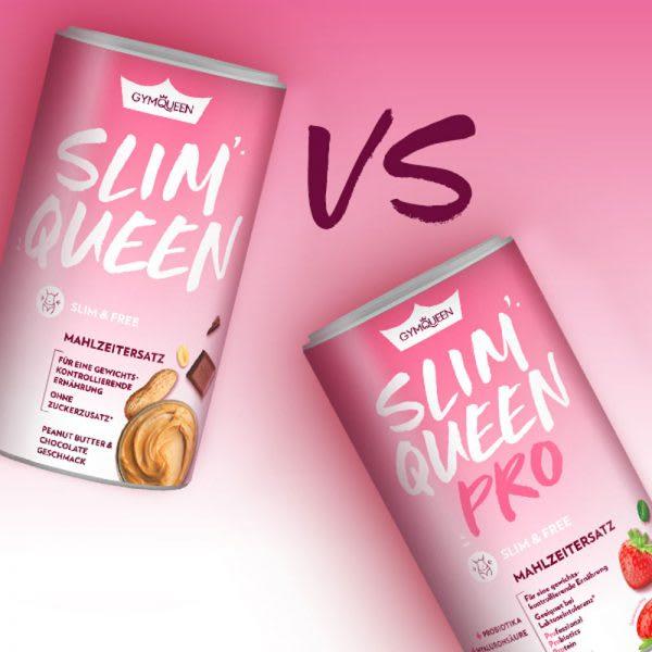 Slim Queen vs. Slim Queen Pro