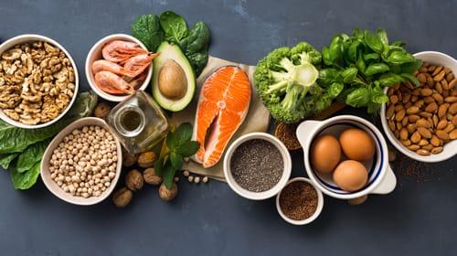Eiweißhaltige Lebensmittel - Top 10 Proteinquellen