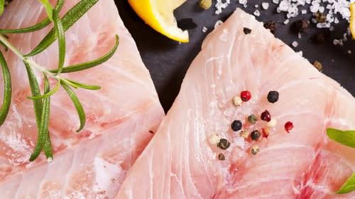 Frischer Fisch für Fitnessfreaks