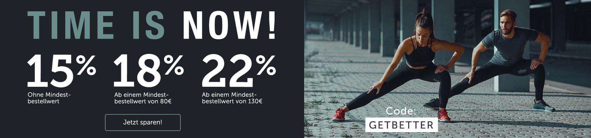 Es wird nicht leichter, DU wirst besser! Sichere dir jetzt bis zu 22% Motivationsrabatt!