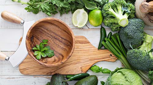 10 gesunde Lebensmittel für die kalte Winterzeit