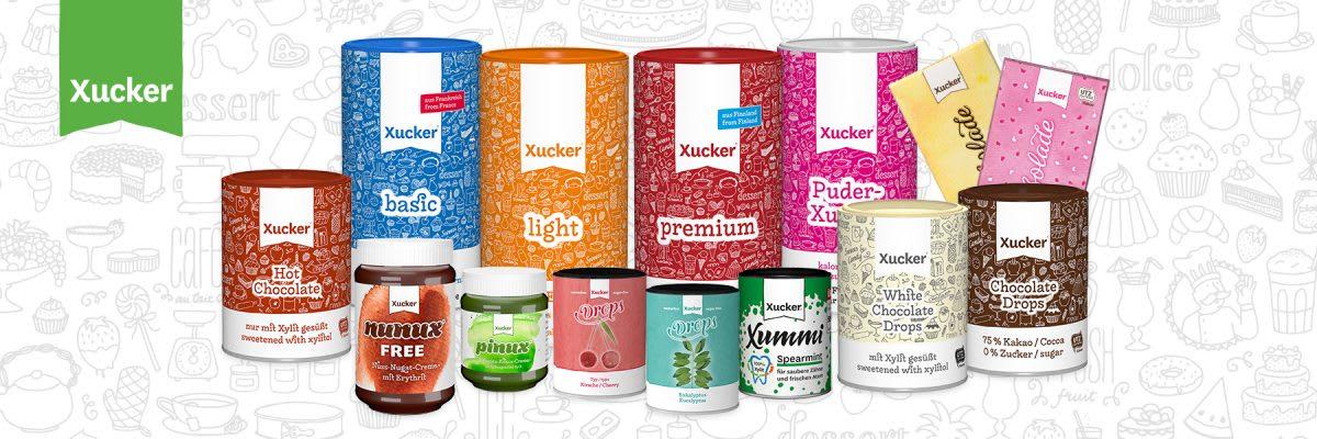Xucker - die kalorienarme Zuckeralternative